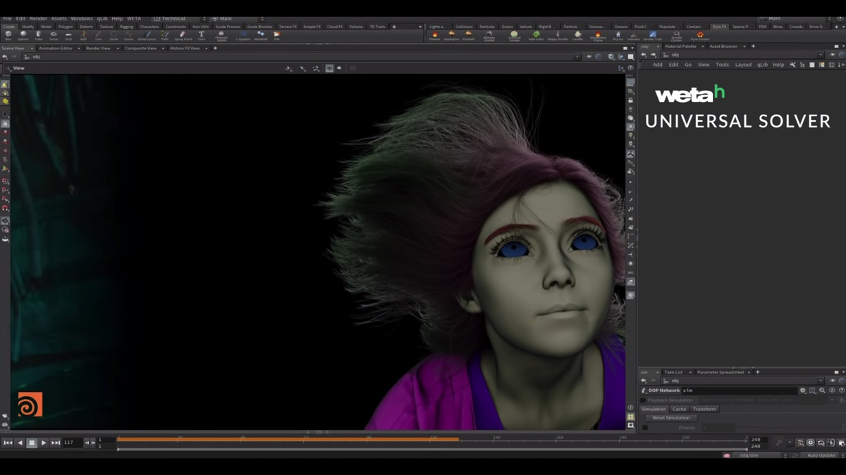 Tech Weeklies: New ZBrush, update on Unity's VFX Graph, details on WetaH