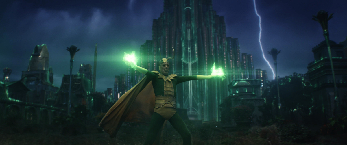 'Loki' visual effects supervisor Dan DeLeeuw on the hardest scene to pull off in the show