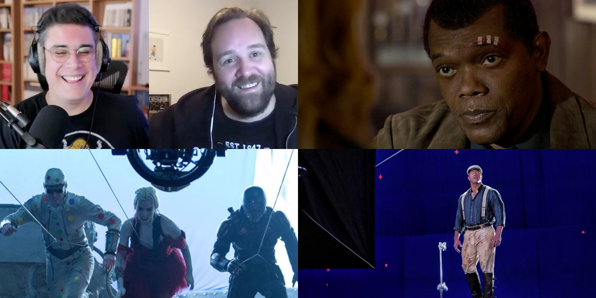 VFX Notes: Ep 5 – The Suicide Squad, Jungle Cruise, Old, and de-ageing VFX