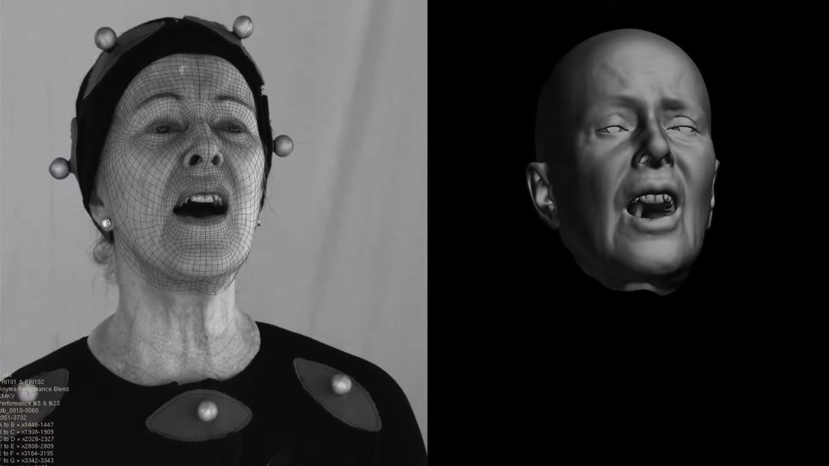 How ILM made digital Abba band member avatars