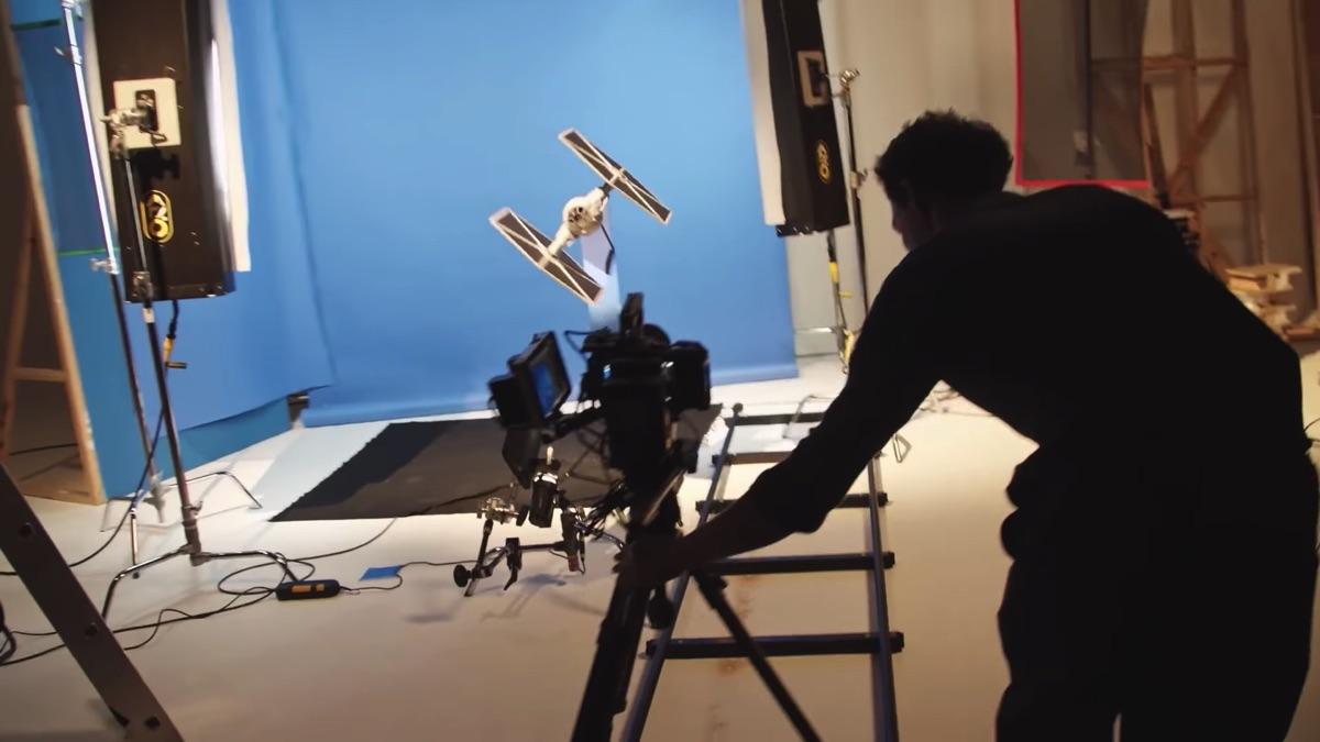 Take a tour of InCamera's studio