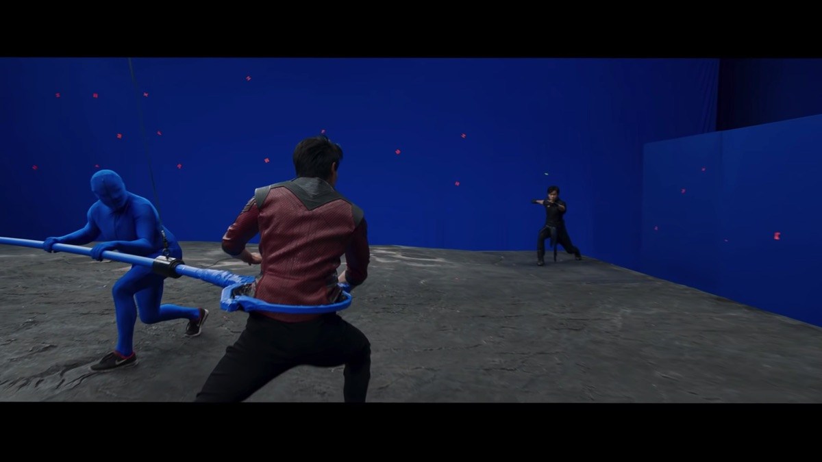 A look at the planning, previs, stuntvis and shooting of 'Shang-Chi'