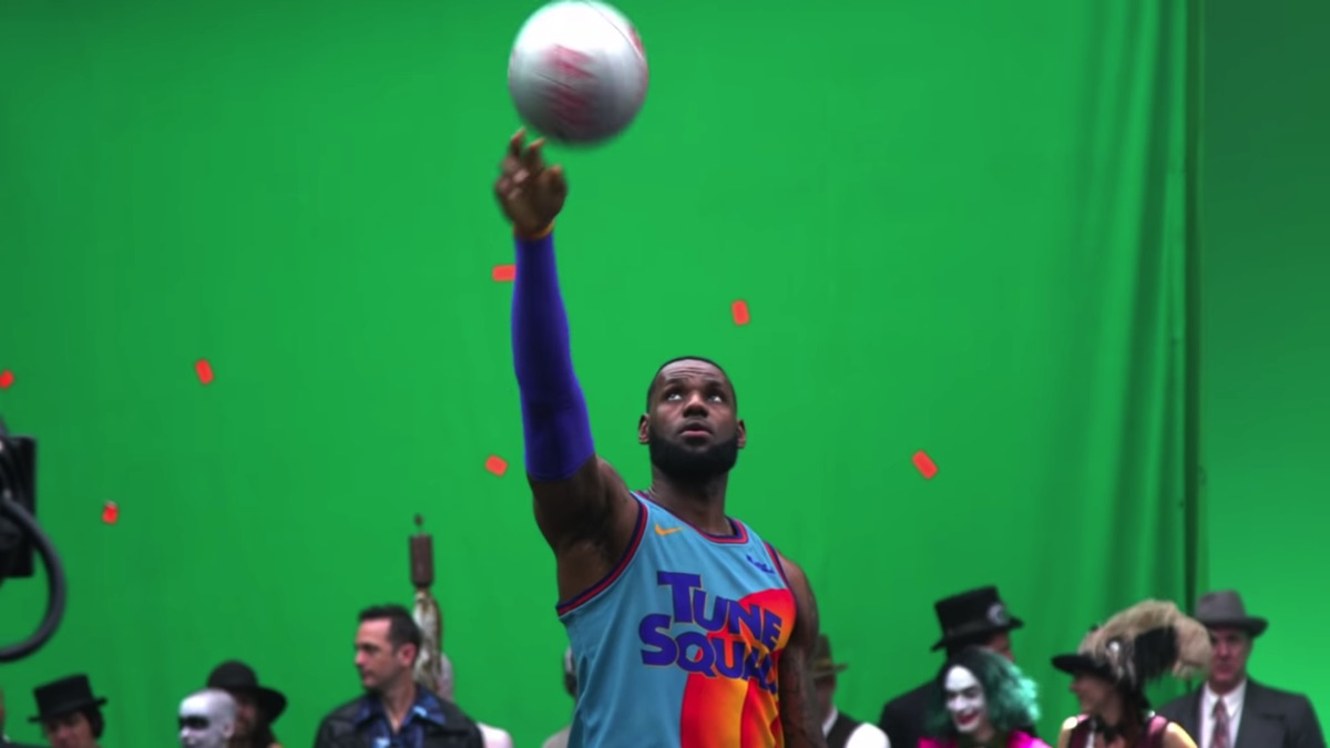 Go to 'film school' with 'Space Jam: A New Legacy'