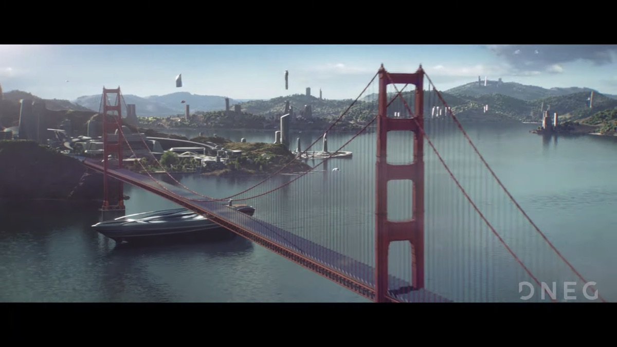 Watch DNEG's Star Trek: Discovery VFX breakdown