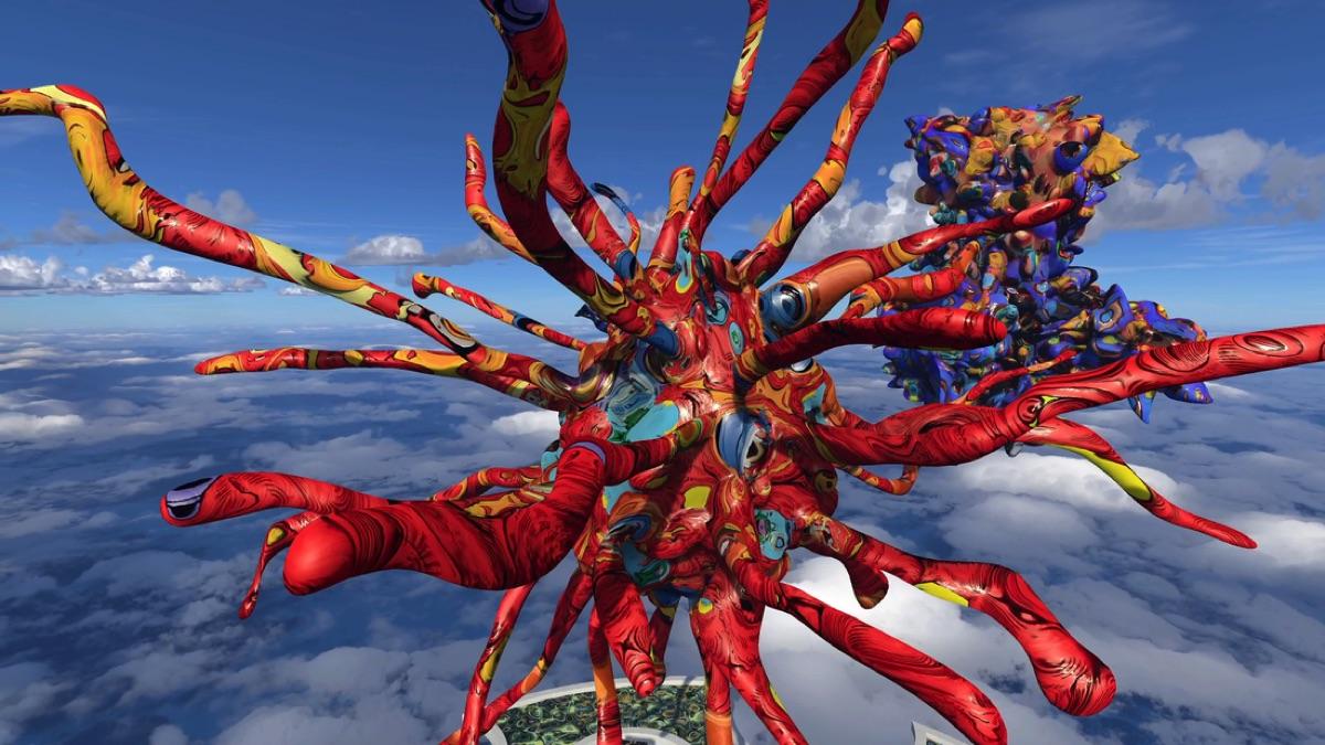 VFX Futures: Kevin Mack's abstract virtual reality artworks