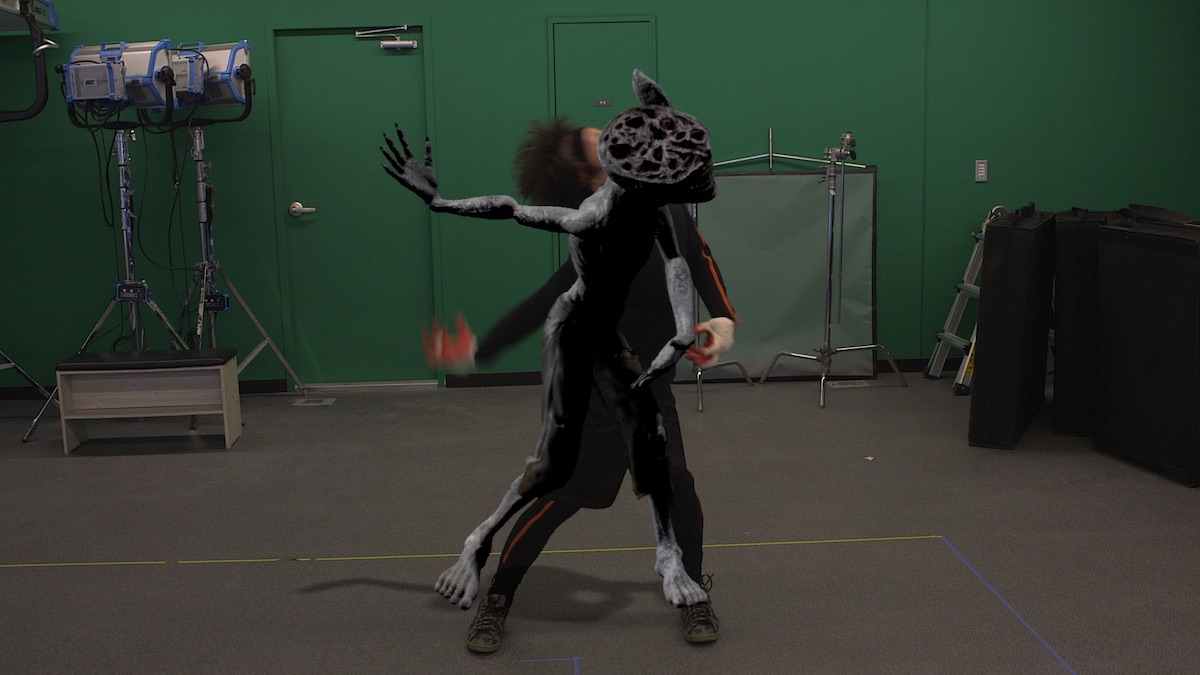 Watch these 'Sweet Home' mocap and on-set breakdown videos