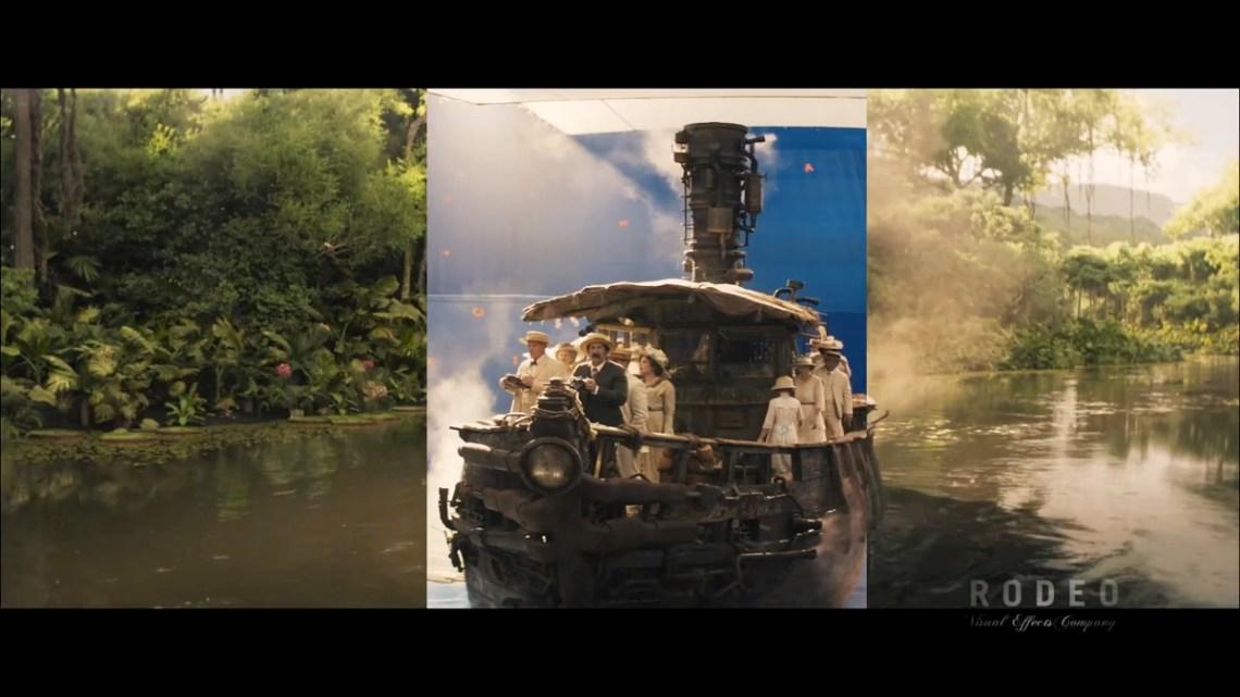 Video: Watch Rodeo's 'Jungle Cruise' VFX breakdown