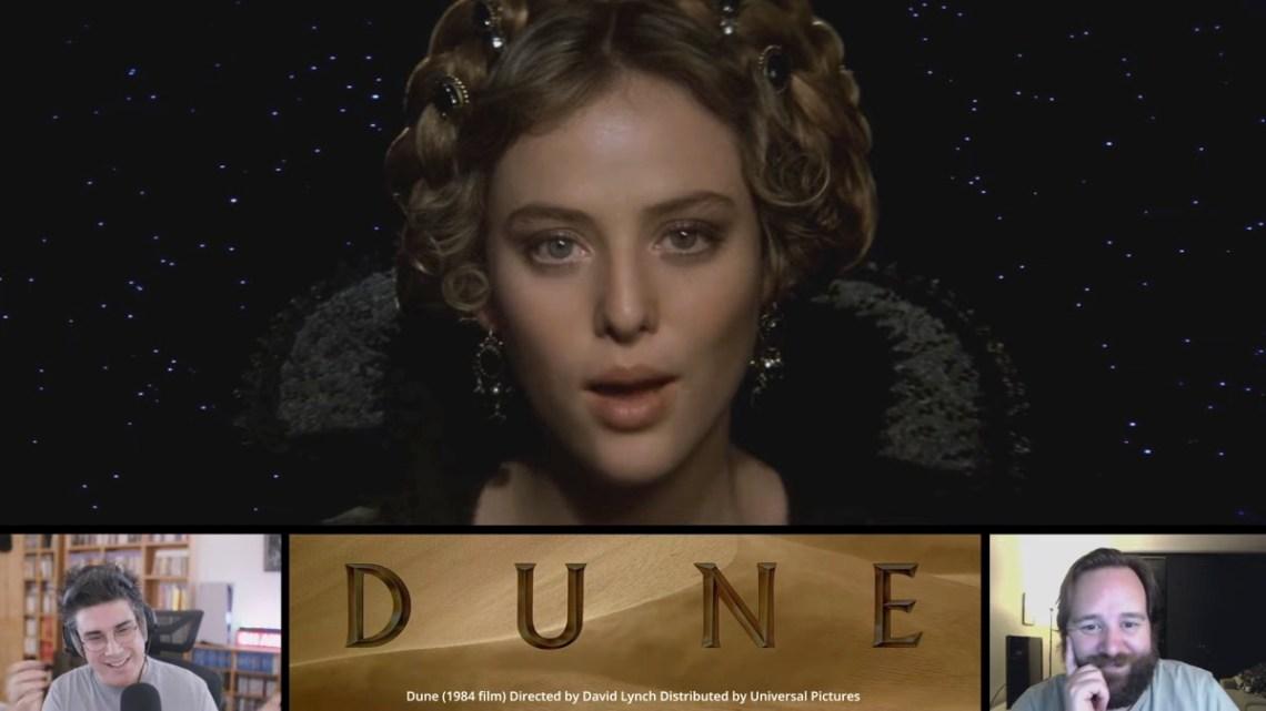 VFX Notes: Looking back at David Lynch's 'Dune'
