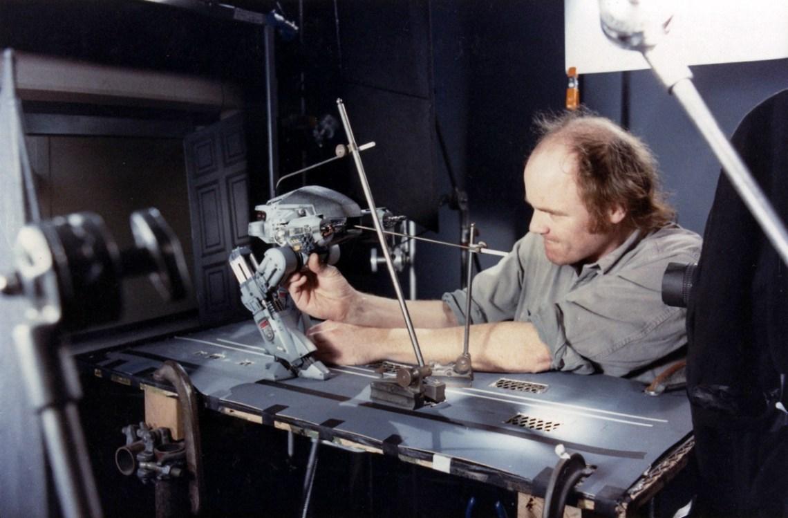 VFX Artifacts: Phil Tippett on ED-209 in 'RoboCop'