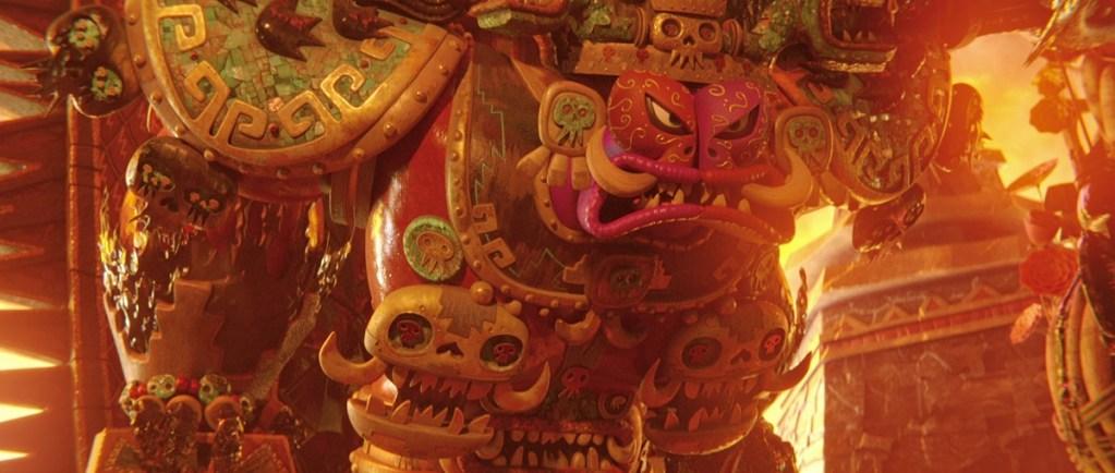 "Why Jorge Gutiérrez describes 'Maya and the Three' as ""CG stop-motion"""