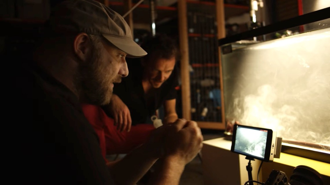 Making water tank elements – a guide from InCamera