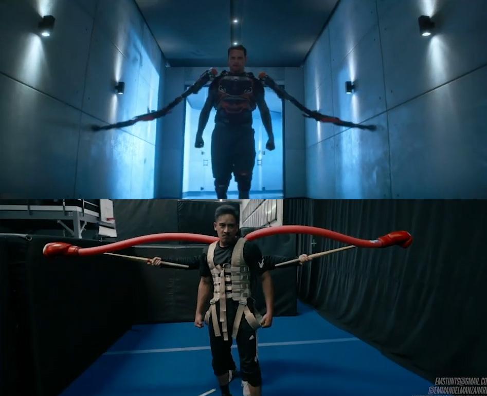 You need to watch this stuntviz reel for 'Bloodshot'
